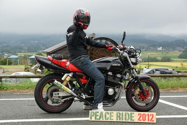 2012【臨時】PEACE RIDE 12:00~13:00の部_b0196590_1924791.jpg
