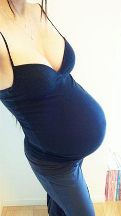 妊婦さん&ママにあずき茶! 産後20日のカラダ。_d0224894_16585786.jpg