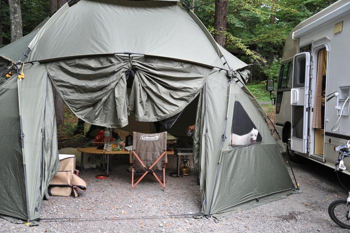清里キャンプ&オフ会♪ part2_a0049296_2035042.jpg