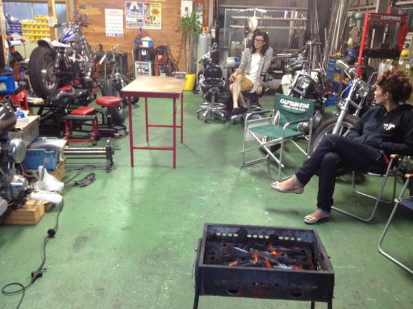 名古屋 スピード & カスタム ショー &BBQ  当日_c0227496_1252207.jpg