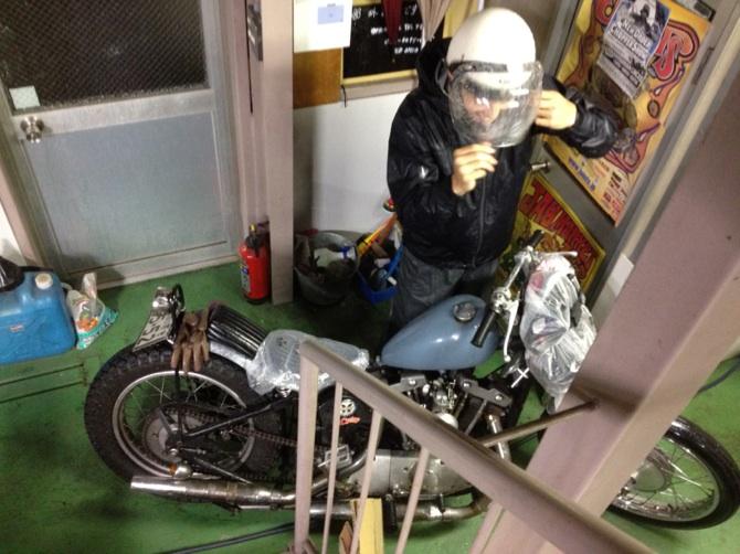 名古屋 スピード & カスタム ショー &BBQ  当日_c0227496_1256153.jpg