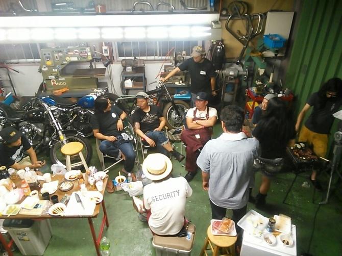 名古屋 スピード & カスタム ショー &BBQ  当日_c0227496_125797.jpg