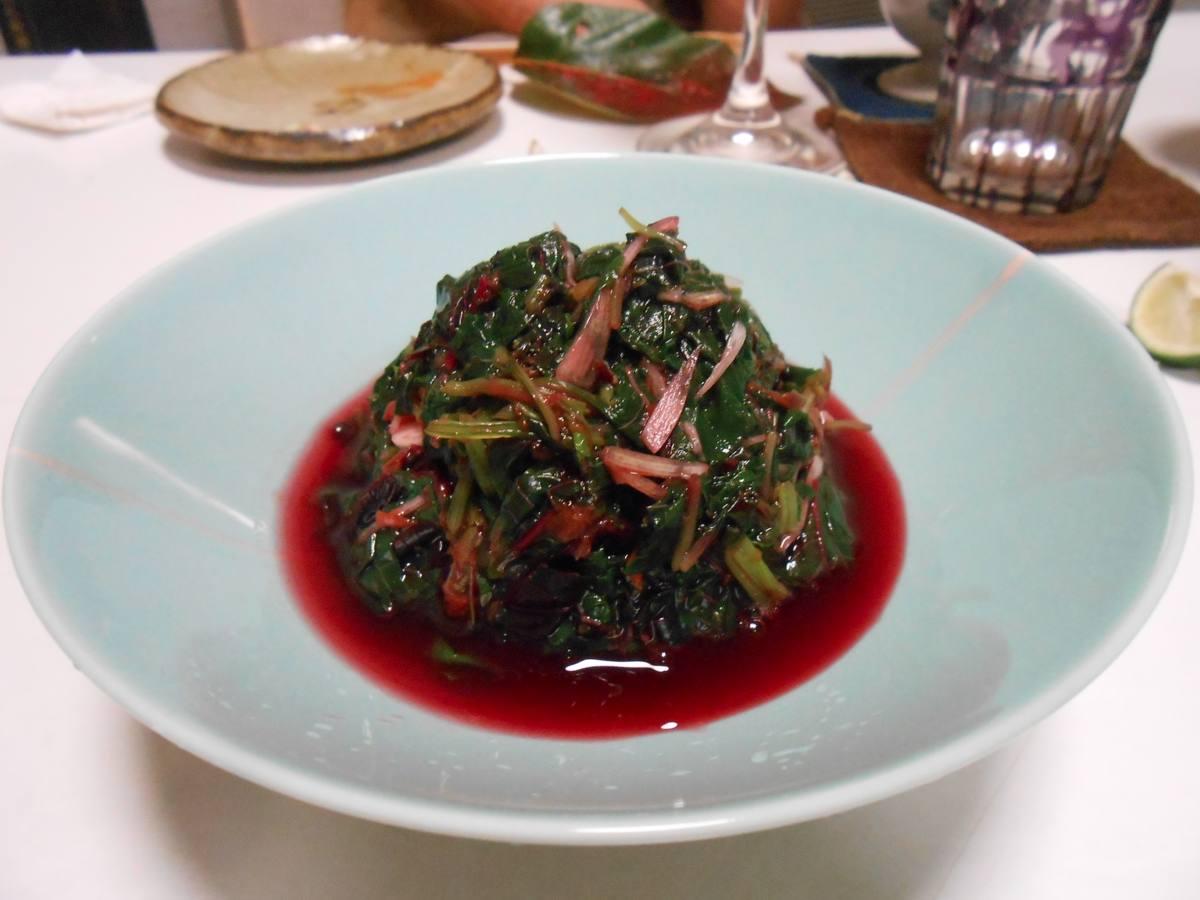 名前なんでしたっけ、糸島野菜茹でると真っ赤_a0095931_16155262.jpg