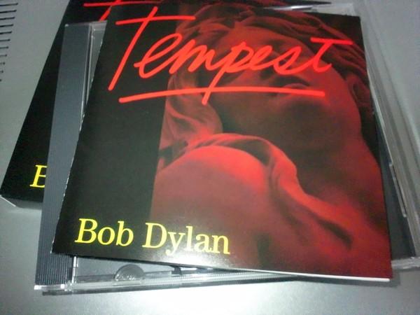 ボブ・ディランの『テンペスト』を聴きながら。_e0077638_0475264.jpg