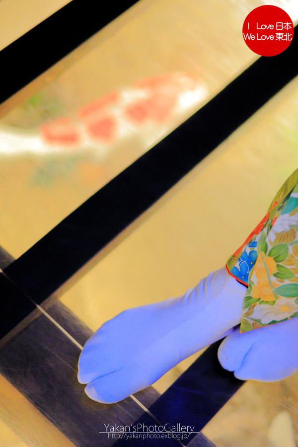 「飛騨古川 きつね火まつり 2012」 02 料亭旅館 八ツ三館 色和衣編_b0157849_7313397.jpg