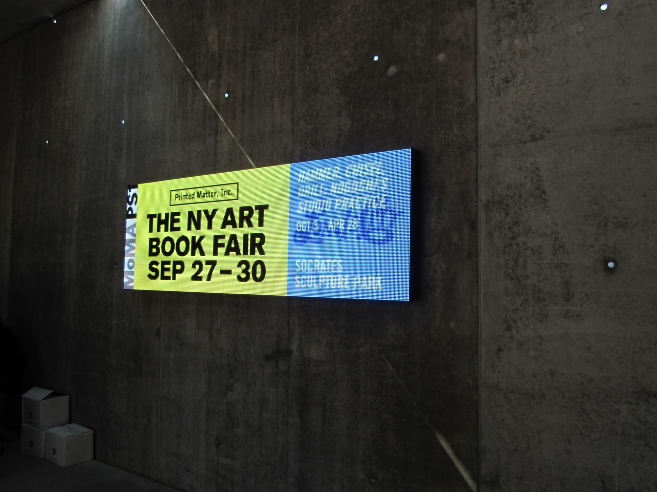 ミヤタチカzineが、The NY Art Book Fair 2012へ参加!!_b0126653_244875.jpg