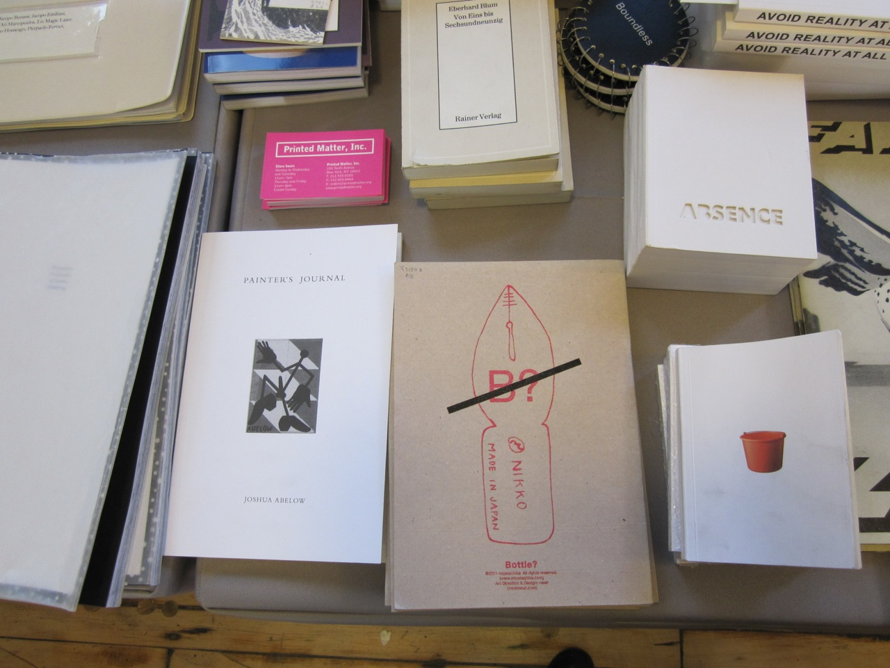 ミヤタチカzineが、The NY Art Book Fair 2012へ参加!!_b0126653_2594147.jpg