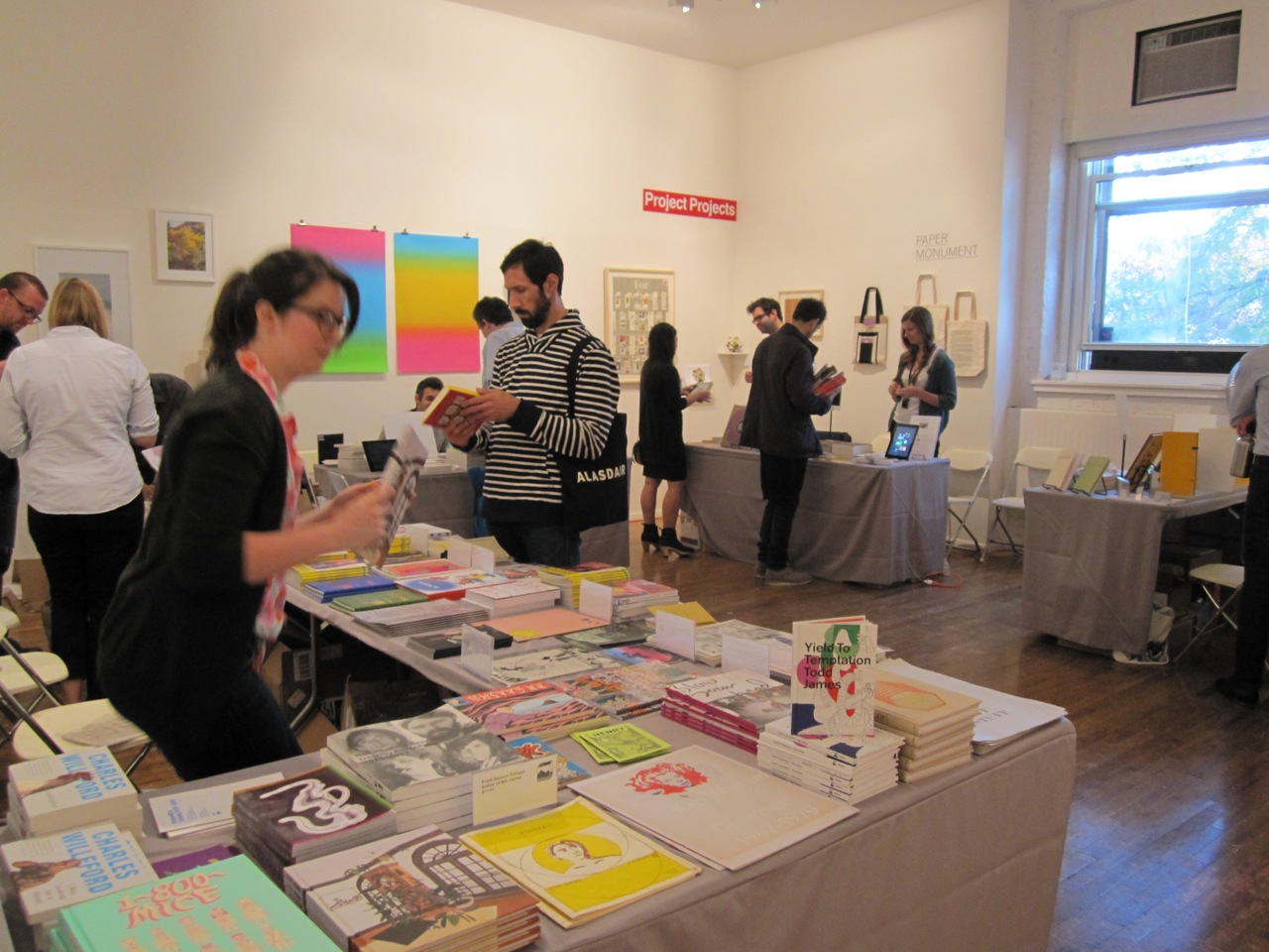 ミヤタチカzineが、The NY Art Book Fair 2012へ参加!!_b0126653_343022.jpg