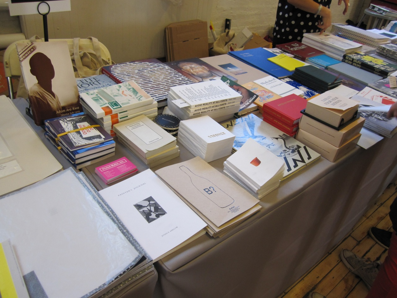 ミヤタチカzineが、The NY Art Book Fair 2012へ参加!!_b0126653_352673.jpg