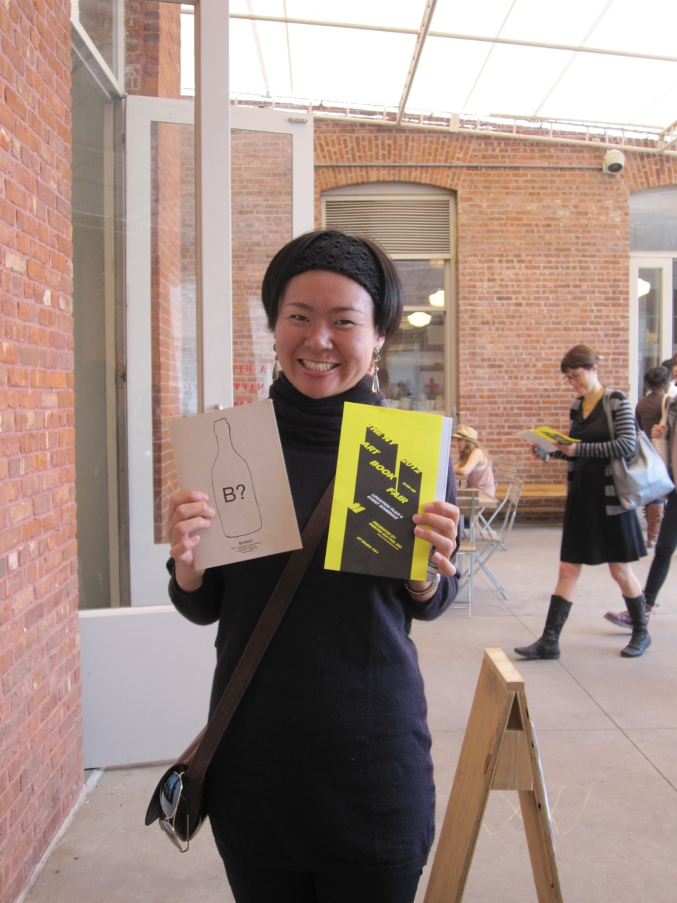 ミヤタチカzineが、The NY Art Book Fair 2012へ参加!!_b0126653_372735.jpg