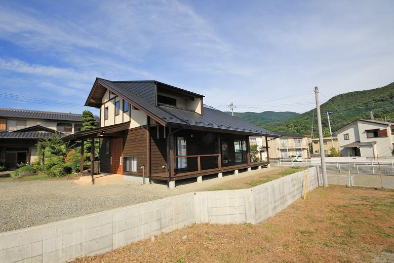 甲府 古府中の家 完成お引渡しをしました。_d0078471_9213999.jpg