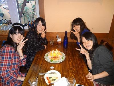 誕生日 【Chef\'s Report】_f0111415_1803079.jpg
