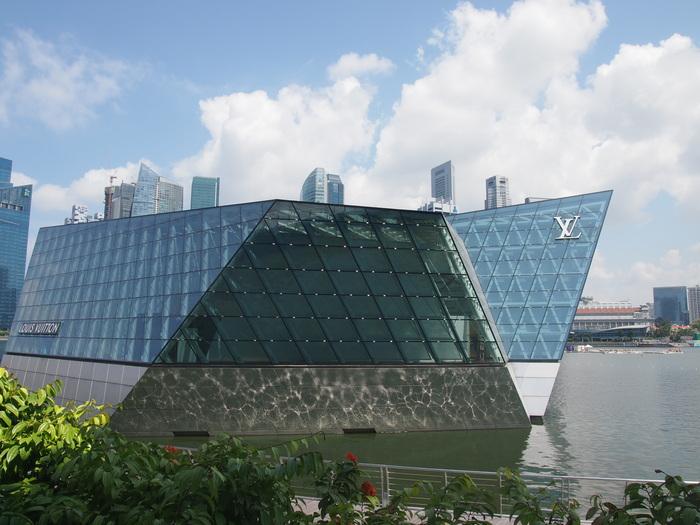 2012 6月 シンガポール 22  Marina Bay Sands の中を散歩_f0062122_9392216.jpg