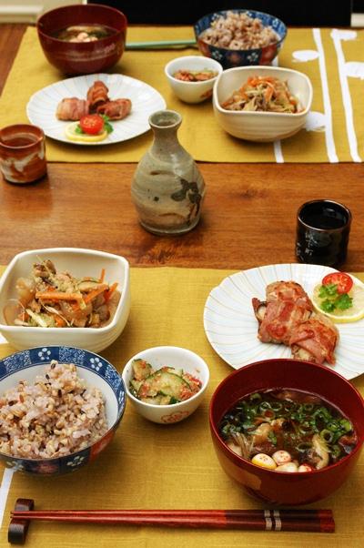 汁だく♪豚バラとこんにゃくとしいたけの簡単煮_d0104926_5193076.jpg