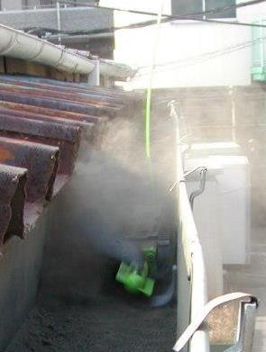 雨どい掃除ロボット Looj(ルージ)_d0004728_421885.jpg