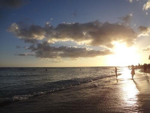 憧れのハワイへ♪①_e0146842_1412112.jpg