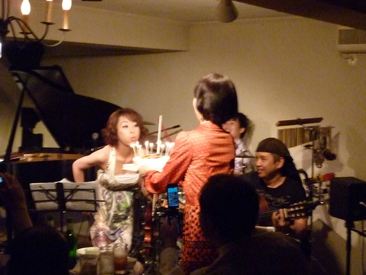 平松加奈con Armada@大塚グレコ Birthday live!_b0131865_5363432.jpg