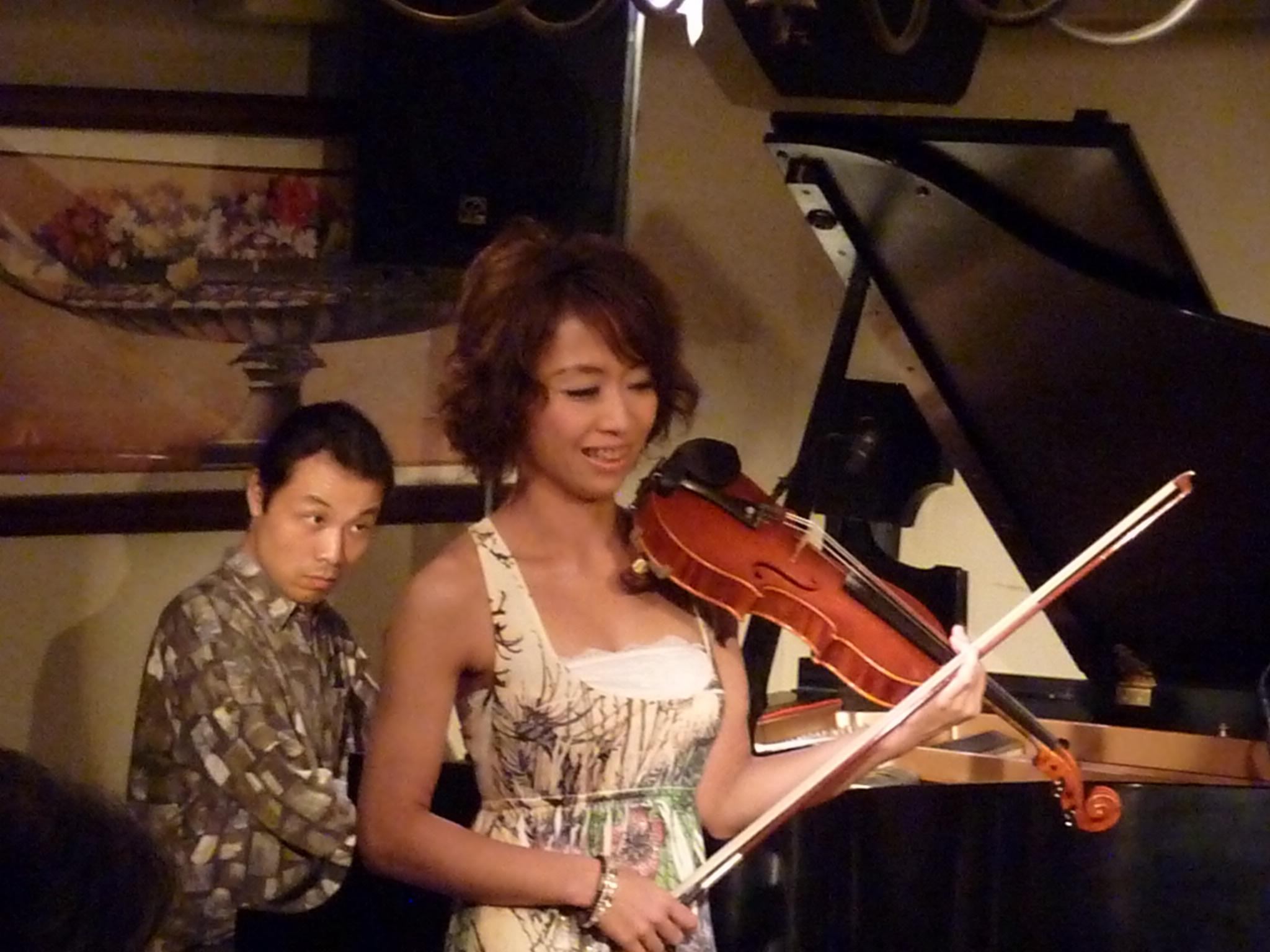 平松加奈con Armada@大塚グレコ Birthday live!_b0131865_5373131.jpg