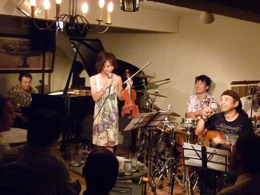 平松加奈con Armada@大塚グレコ Birthday live!_b0131865_538973.jpg