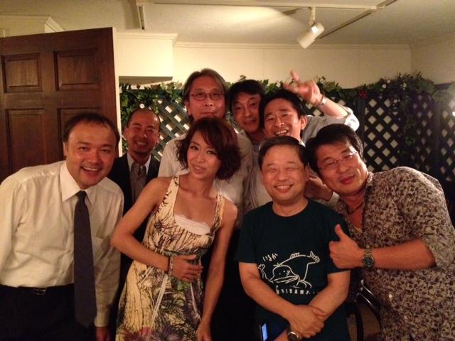 平松加奈con Armada@大塚グレコ Birthday live!_b0131865_5394173.jpg