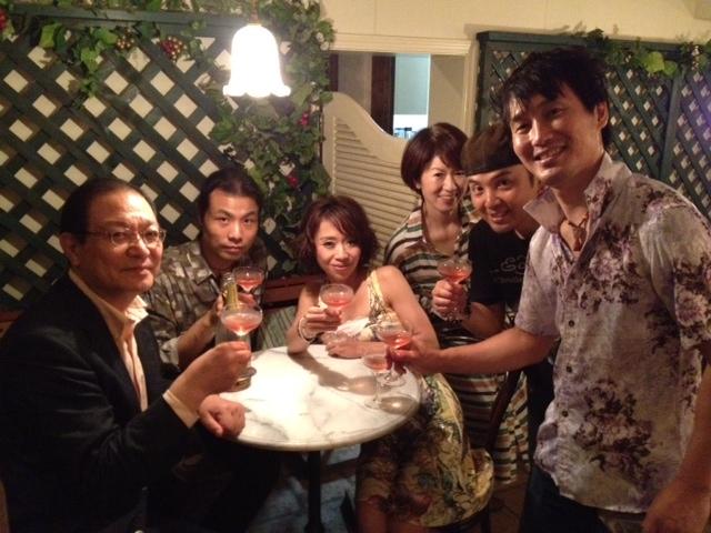 平松加奈con Armada@大塚グレコ Birthday live!_b0131865_540189.jpg
