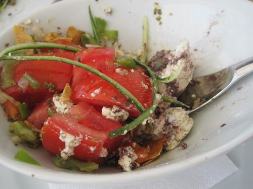 ギリシャのお料理は案外とてもおいしかったです。_e0131324_23521034.jpg