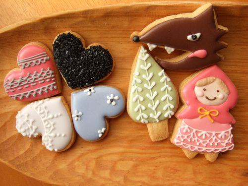 アイシングクッキー ハロウィン&秋_e0160246_16104525.jpg