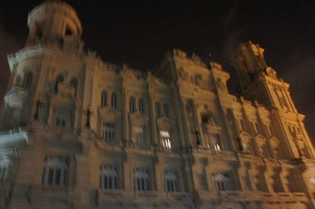 キューバ (76) ハバナ最後の夜は『Floridita』でダイキリを・・・_c0011649_042530.jpg
