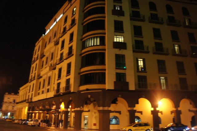 キューバ (76) ハバナ最後の夜は『Floridita』でダイキリを・・・_c0011649_044260.jpg