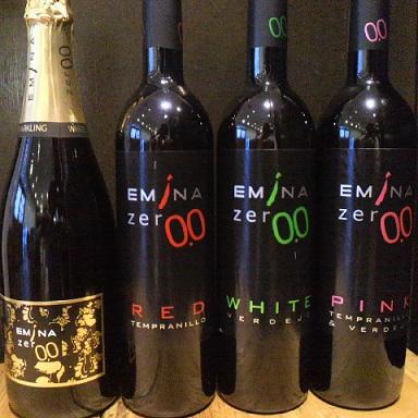 ノンアルコールワイン エミーナ・ゼロ_b0016474_1916115.jpg