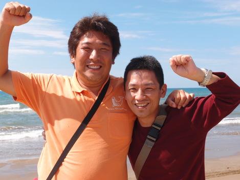 イルカと友達!!能登島イルカツアー(●^o^●)_e0115199_1894789.jpg