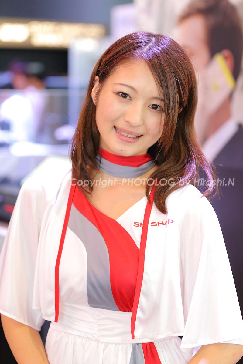 2012/10/7 Sat. CEATEC2012 コンパニオン_b0183406_2064696.jpg