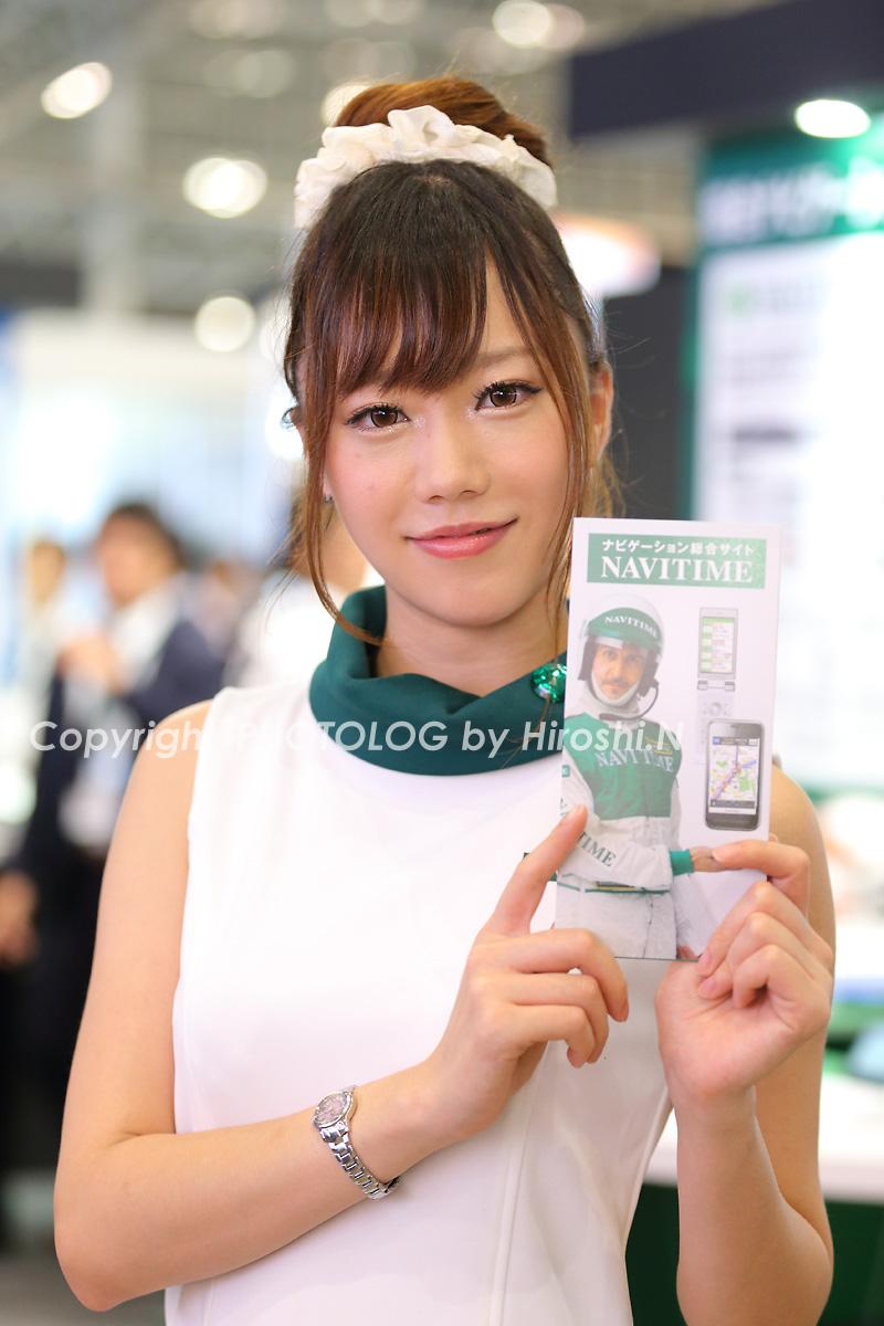 2012/10/7 Sat. CEATEC2012 コンパニオン_b0183406_2072351.jpg