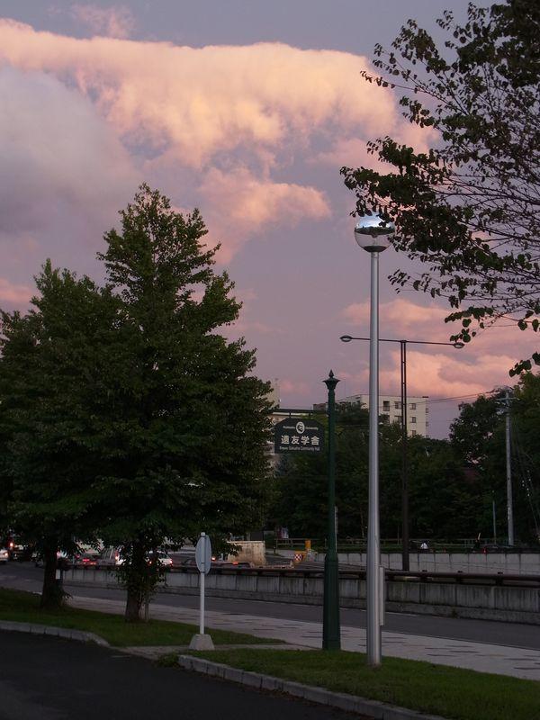 北海道大学ホームカミングデー_c0025115_22174515.jpg