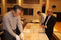 新潟市生涯学習センター主催の「市民大学」で東洋文化新聞研究所代表・羽島知之先生の講演がありました。_d0178825_1142742.jpg