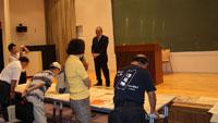 新潟市生涯学習センター主催の「市民大学」で東洋文化新聞研究所代表・羽島知之先生の講演がありました。_d0178825_1204442.jpg