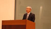 新潟市生涯学習センター主催の「市民大学」で東洋文化新聞研究所代表・羽島知之先生の講演がありました。_d0178825_1221374.jpg