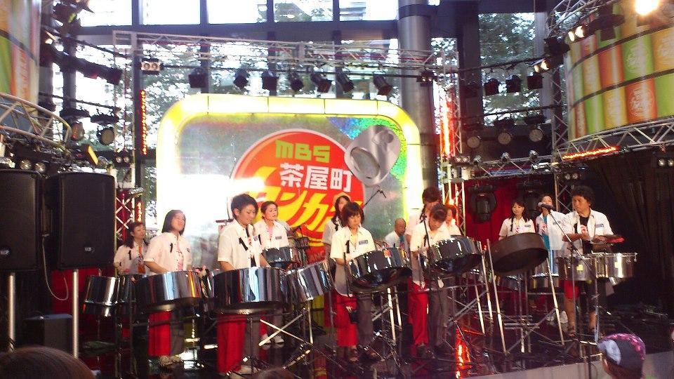 『秋の大カン謝祭』で演奏してきました_b0248249_20495333.jpg