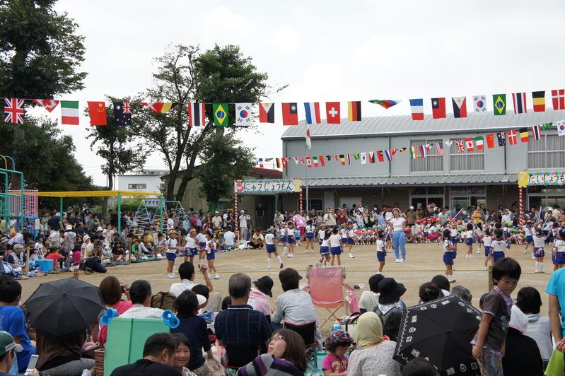 秋季大運動会in高塚幼稚園  2012.10.6_e0223771_1851078.jpg