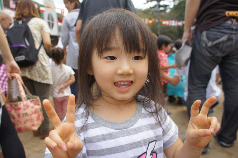 秋季大運動会in高塚幼稚園  2012.10.6_e0223771_18521720.jpg