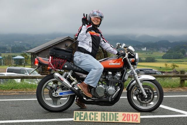 2012【臨時】PEACE RIDE 12:00~13:00の部_b0196590_9132588.jpg