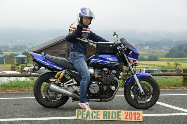 2012【臨時】PEACE RIDE 13:00~ラスト_b0196590_9171397.jpg