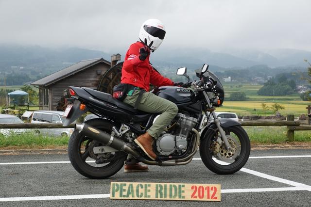 2012【臨時】PEACE RIDE 13:00~ラスト_b0196590_919116.jpg