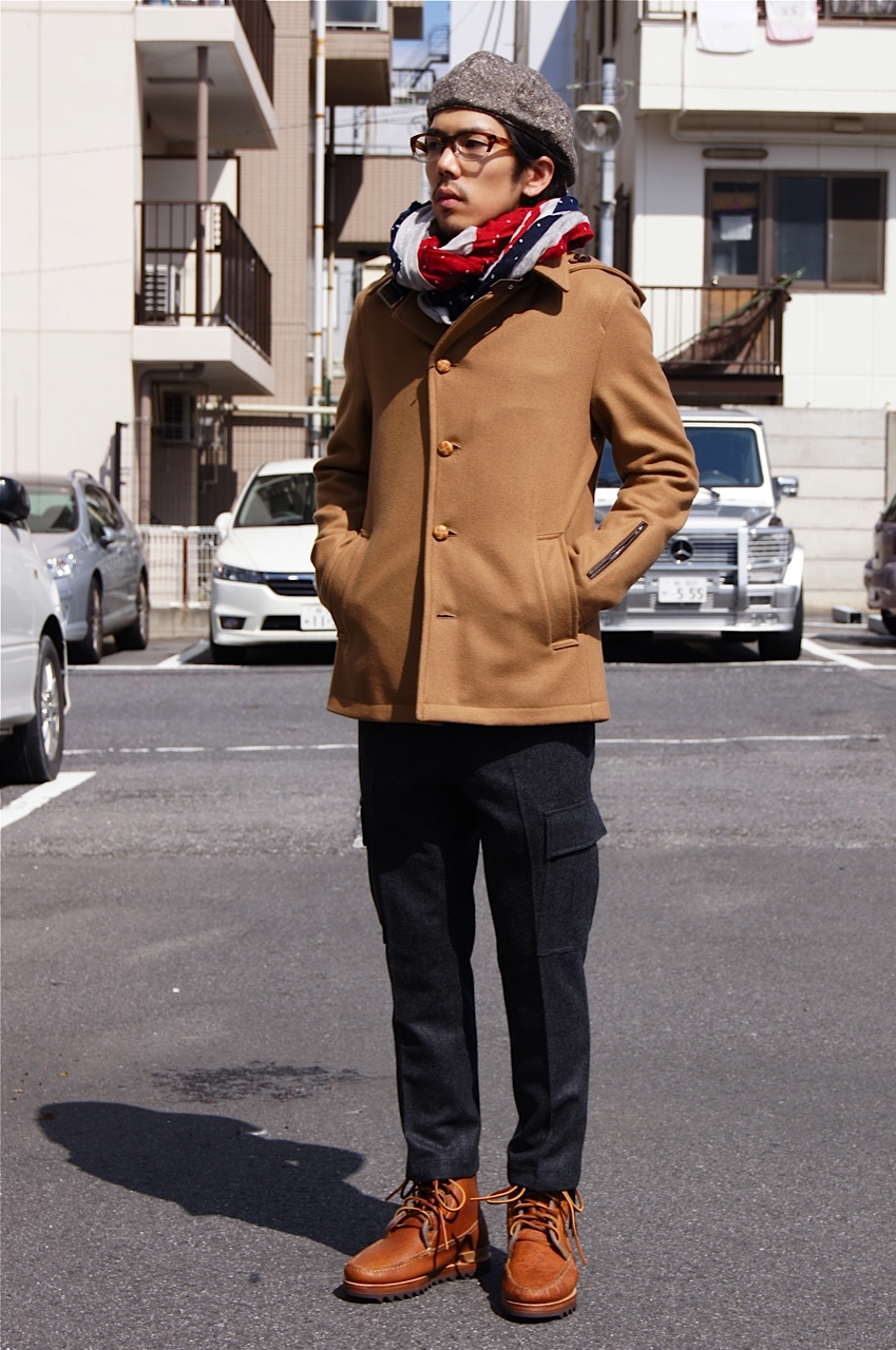 "Styling Selection for ""DOGDAYS & UNDERPASS\""!! _c0079892_21274881.jpg"