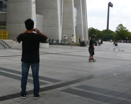 藤井さんと愉快なアレ達 @長居_e0011511_16482949.jpg