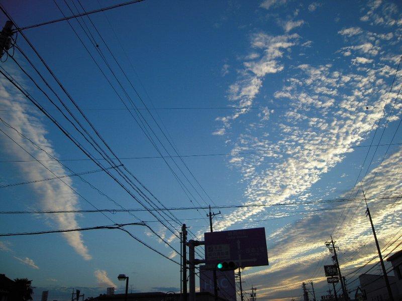 秋の空_f0129627_13455949.jpg