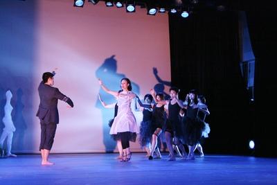 マドモアゼル・シネマ巡回から戻り東京で最終公演へ_d0178431_1584987.jpg