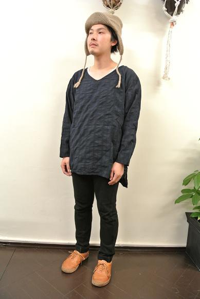ele新作V-neck shirts入荷!!_e0295731_19372475.jpg