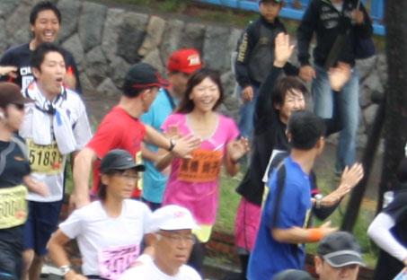 新潟シティマラソン2012速報・高橋尚子さんがいました。_d0178448_9503137.jpg