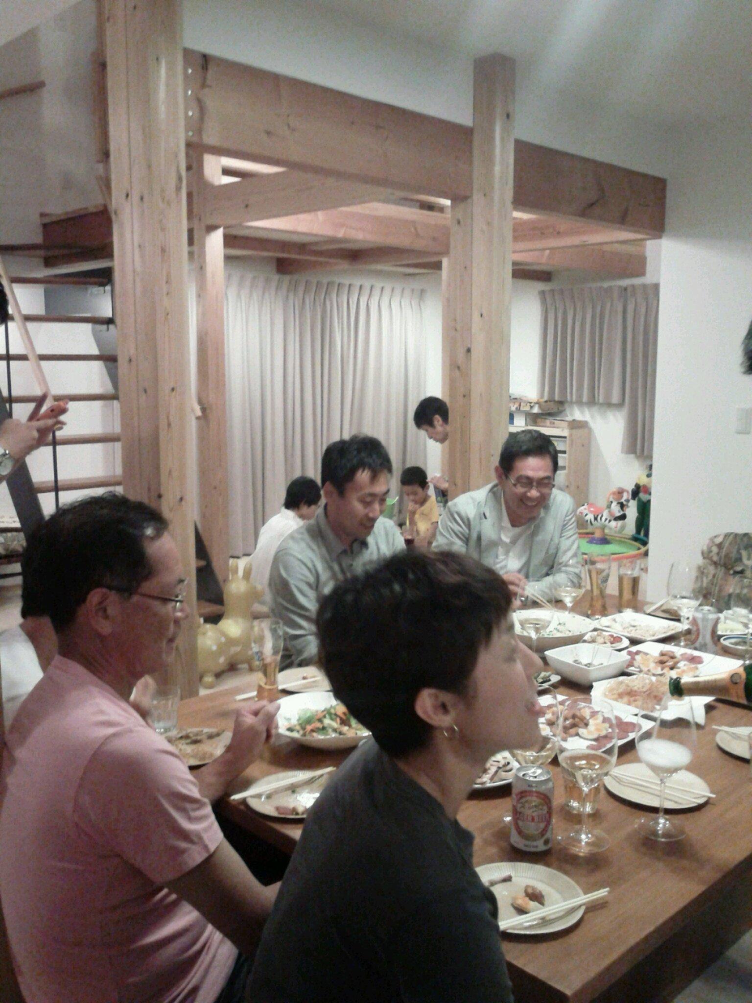 楽しい時間:川崎中原_b0118287_23275940.jpg